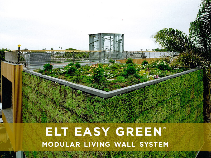 Elt easy green living wall system filtrexx livingwalls for Living wall systems