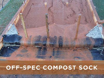BMP Comparison Off-Spec Compost Sock