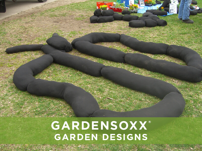 Filtrexx gardensoxx gardensoxx gallery gardensoxx in use for Garden design application