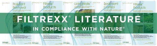 Filtrexx Literature