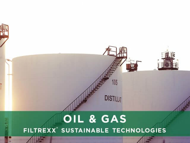 Filtrexx Oil & Gas Industry