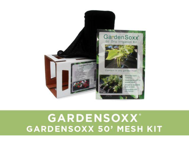 GardenSoxx 50' Mesh Kit