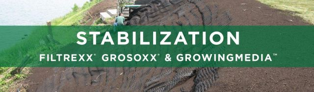 Filtrexx Stabilization Systems
