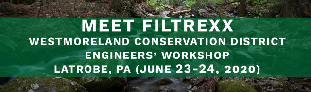 Filtrexx attends 2020 Westmoreland Conservation District Engineers' Workshop