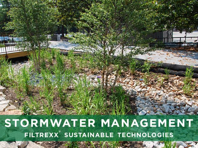 Filtrexx Stormwater Management