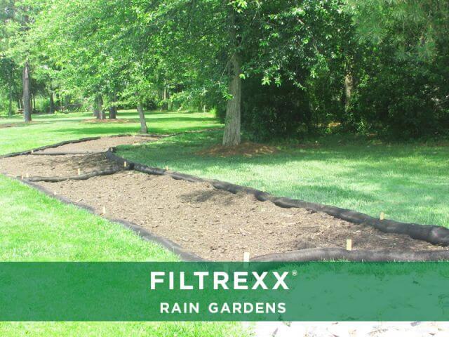 Filtrexx Rain Gardens