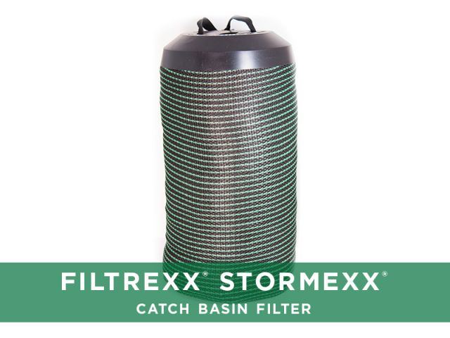 StormExx Catch Basin Filter