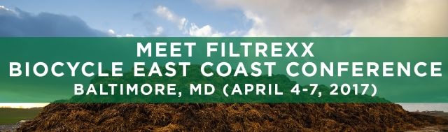 Filtrexx attends 2017 Biocycle East Coast Conference