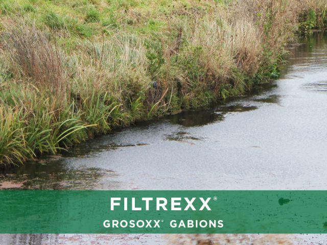 Filtrexx GroSoxx Gabion