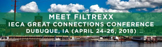 Filtrexx attends 2018 IECA Great Connections Conference