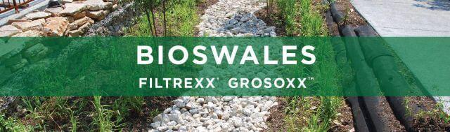 Filtrexx Bioswales