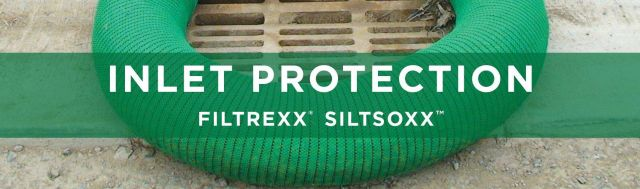 Filtrexx Inlet Protection Solutions Filter Runoff With