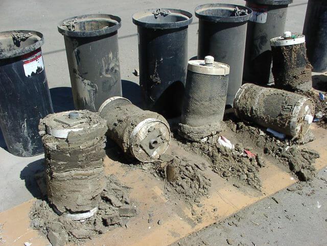 StormExx Sediment Collection