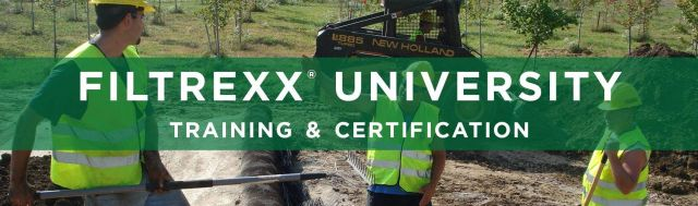 Filtrexx Training & Certification