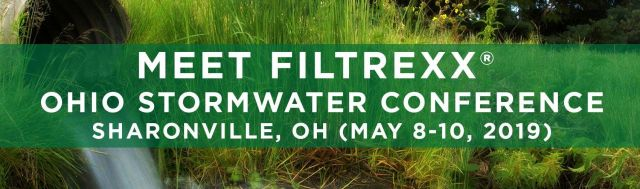 Filtrexx attends 2019 Ohio Stormwater Conference