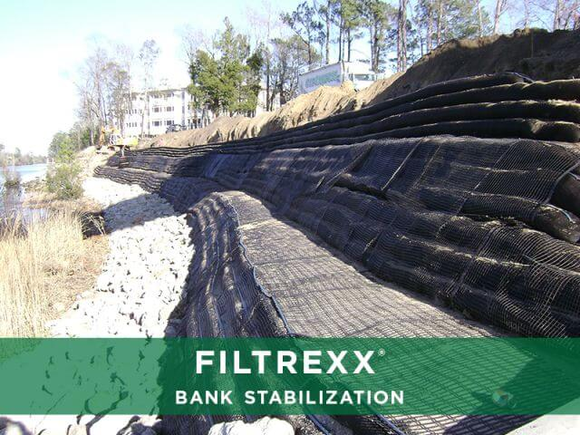 Filtrexx Bank Stabilization