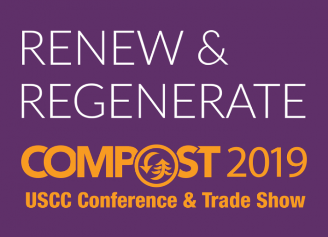 US Composting Council COMPOST2019 Logo