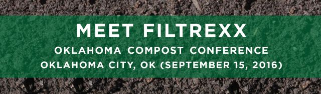 Filtrexx attends 2016 Oklahoma Compost Conference