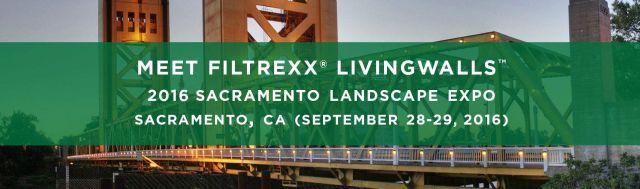Filtrexx attends 2016 Sacramento Landscape Expo