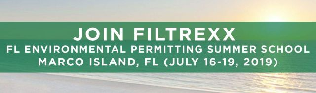 Filtrexx attends 2019 Florida Environmental Permitting Summer School