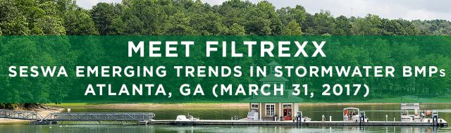 Filtrexx attends 2017 SESWA Emerging Trends in Stormwater BMPs Seminar