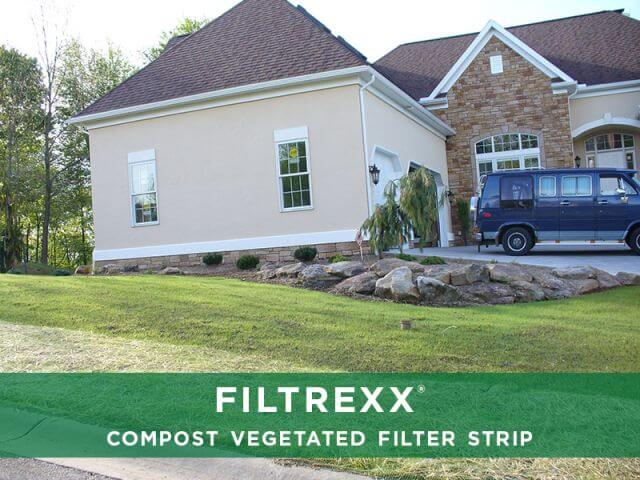 Filtrexx Vegetated Filter Strip