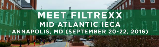 Filtrexx attends 2016 Mid Atlantic IECA Conference