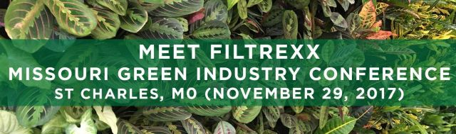 Filtrexx LivingWalls attend 2017 Missouri Green Industry Conference