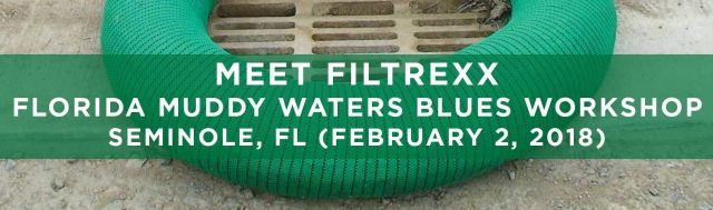 Filtrexx attends 2018 Florida Muddy Water Blues Workshop