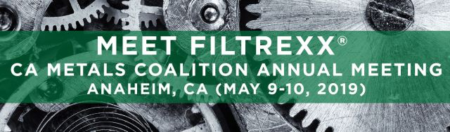 Filtrexx attends 2019 CA Metals Coalition Annual Meeting