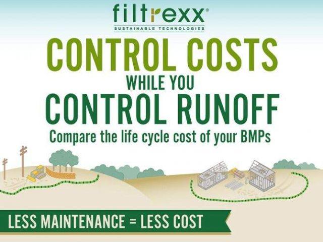 Filtrexx SiltSoxx BMP Comparison