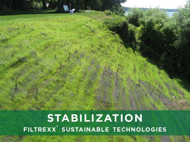 Filtrexx Stabilization