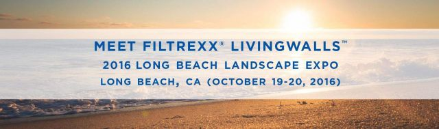 Filtrexx attends 2016 Long Beach Landscape Expo