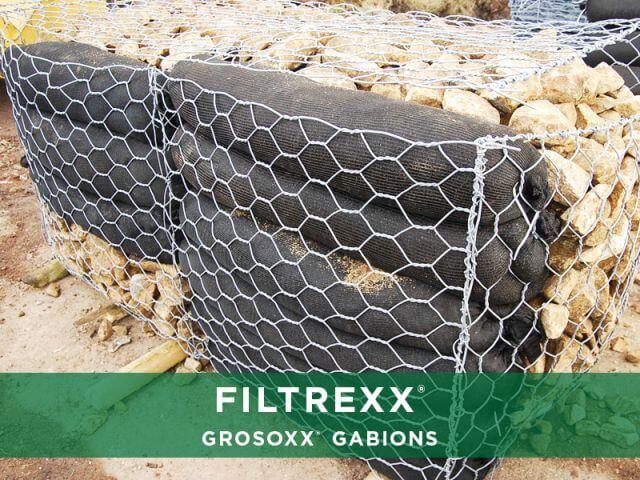Filtrexx Gabions