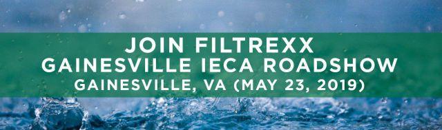 Filtrexx attends 2019 Gainesville IECA Roadshow