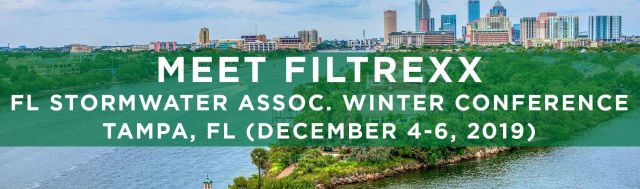 Filtrexx attends 2019 Florida Stormwater Association Conference