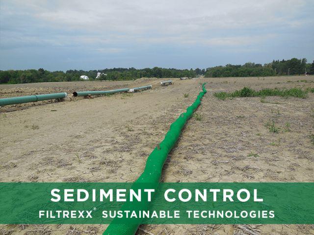Filtrexx Sediment Control
