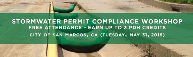 Filtrexx Stormwater Permit Compliance Workshop