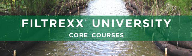 Filtrexx Core Courses