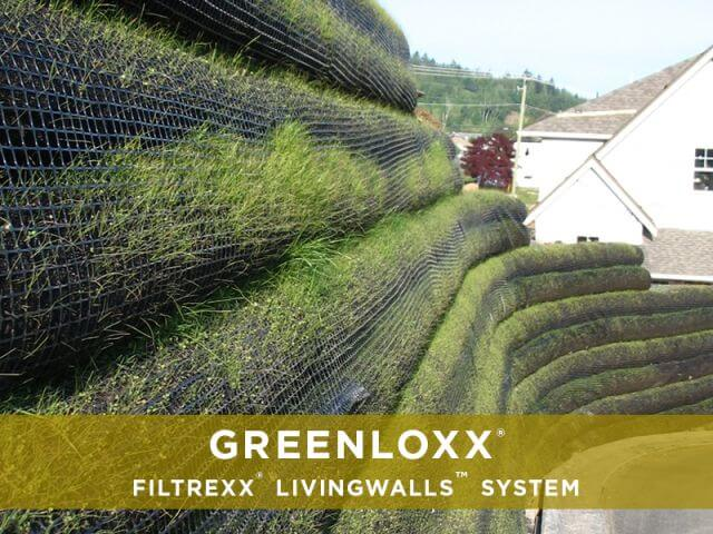 Filtrexx GreenLoxx Living Walls