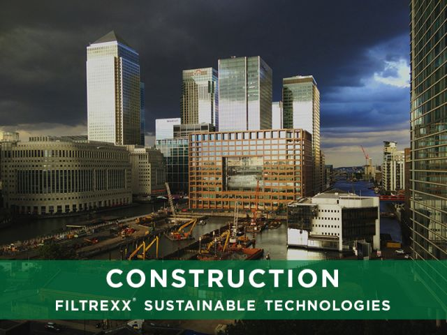 Filtrexx Construction Industry