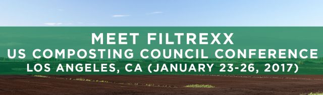 Filtrexx attends 2017 US Composting Council Conference