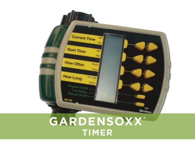 GardenSoxx Timer