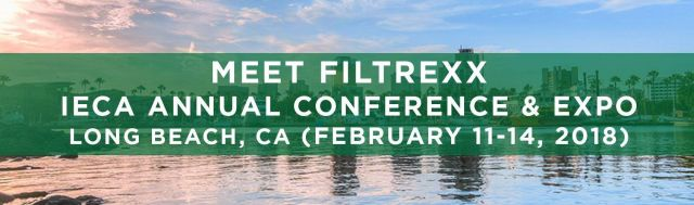 Filtrexx attends 2018 IECA Annual Conference & Expo