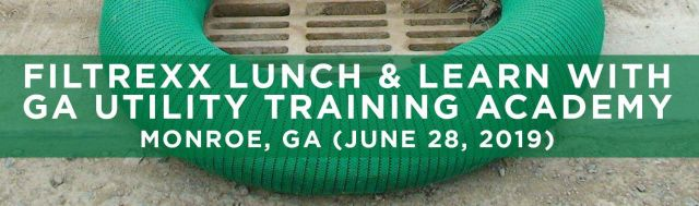 Filtrexx Hosts Lunch & Learn with GA Utility Training Academy