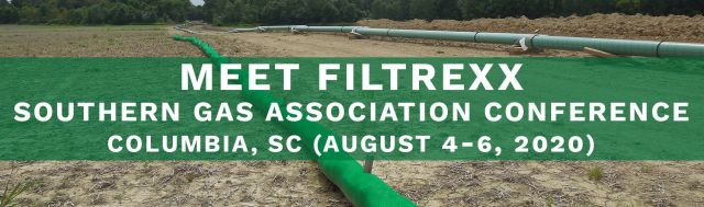 Filtrexx attends 2020 Southern Gas Association Spring Gas Conference & Expo
