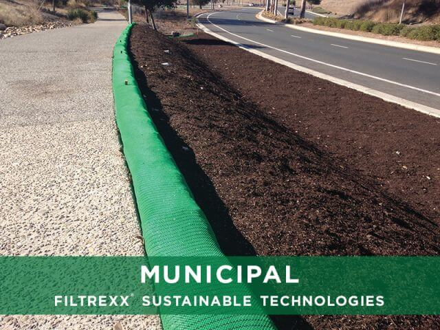 Filtrexx Municipal Industry