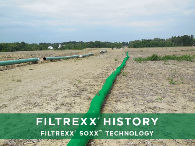 Filtrexx History Section