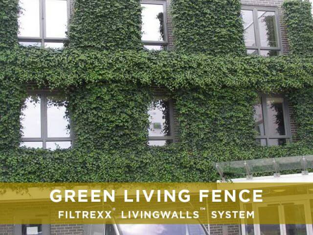 Filtrexx Green Living Fence