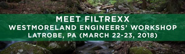 Filtrexx attends 2018 Westmoreland Conservation District Engineers' Workshop